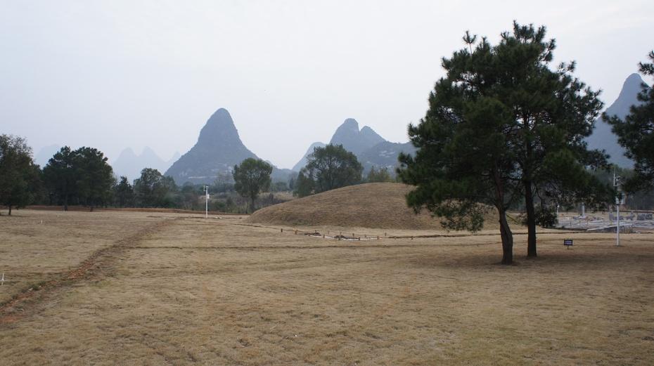 岭南第一陵:桂林靖江王陵 - 余昌国 - 我的博客