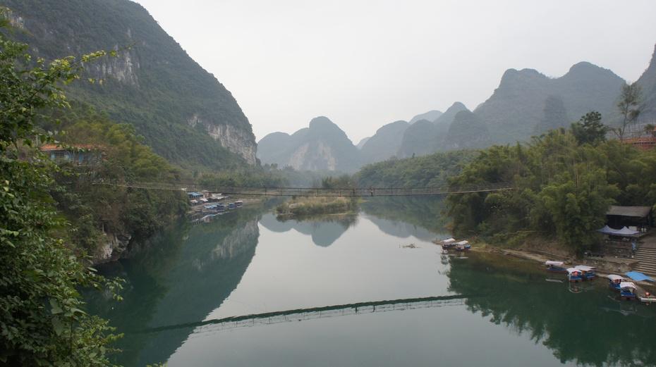 走进刘三姐的故乡宜州市 - 余昌国 - 我的博客