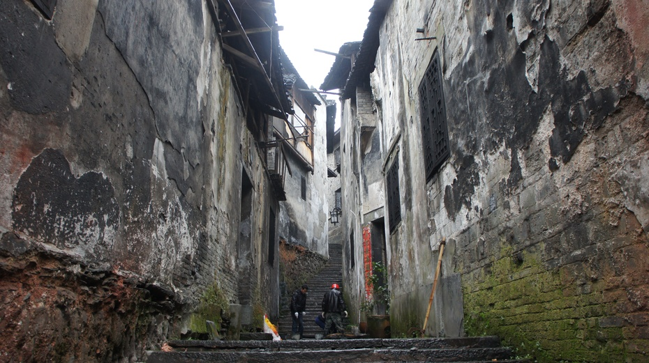 中国第一古商城:洪江古商城 - 余昌国 - 我的博客