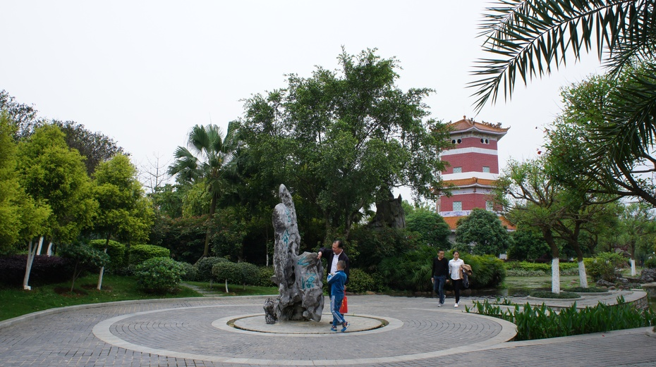 走进柳州园博园 - 余昌国 - 我的博客
