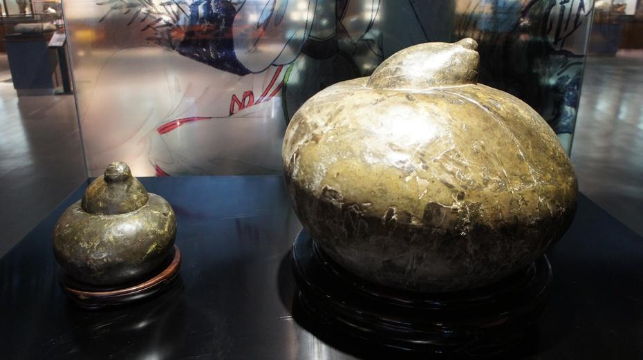 柳州奇石馆:奇石精品荟萃(下) - 余昌国 - 我的博客