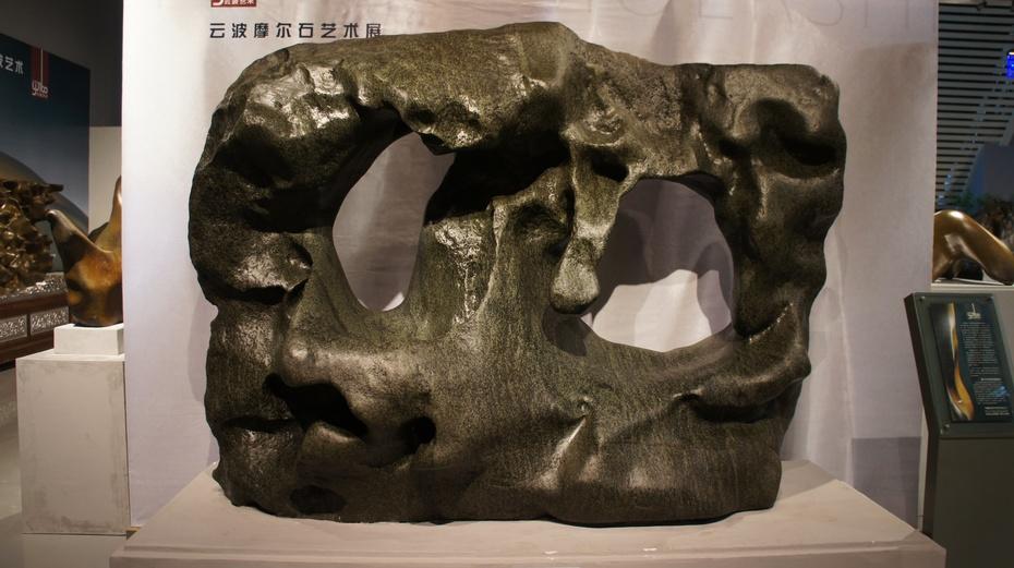 柳州奇石馆:奇石精品荟萃(上) - 余昌国 - 我的博客
