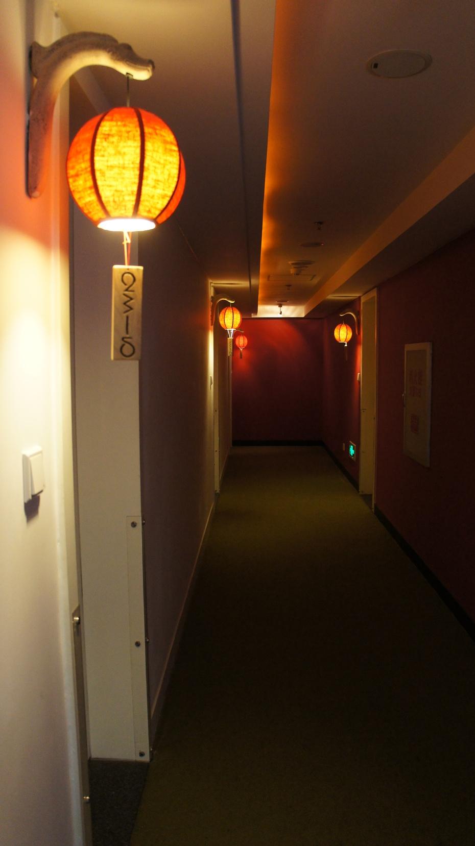 特色饭店之二:桂林夏朵酒店 - 余昌国 - 我的博客