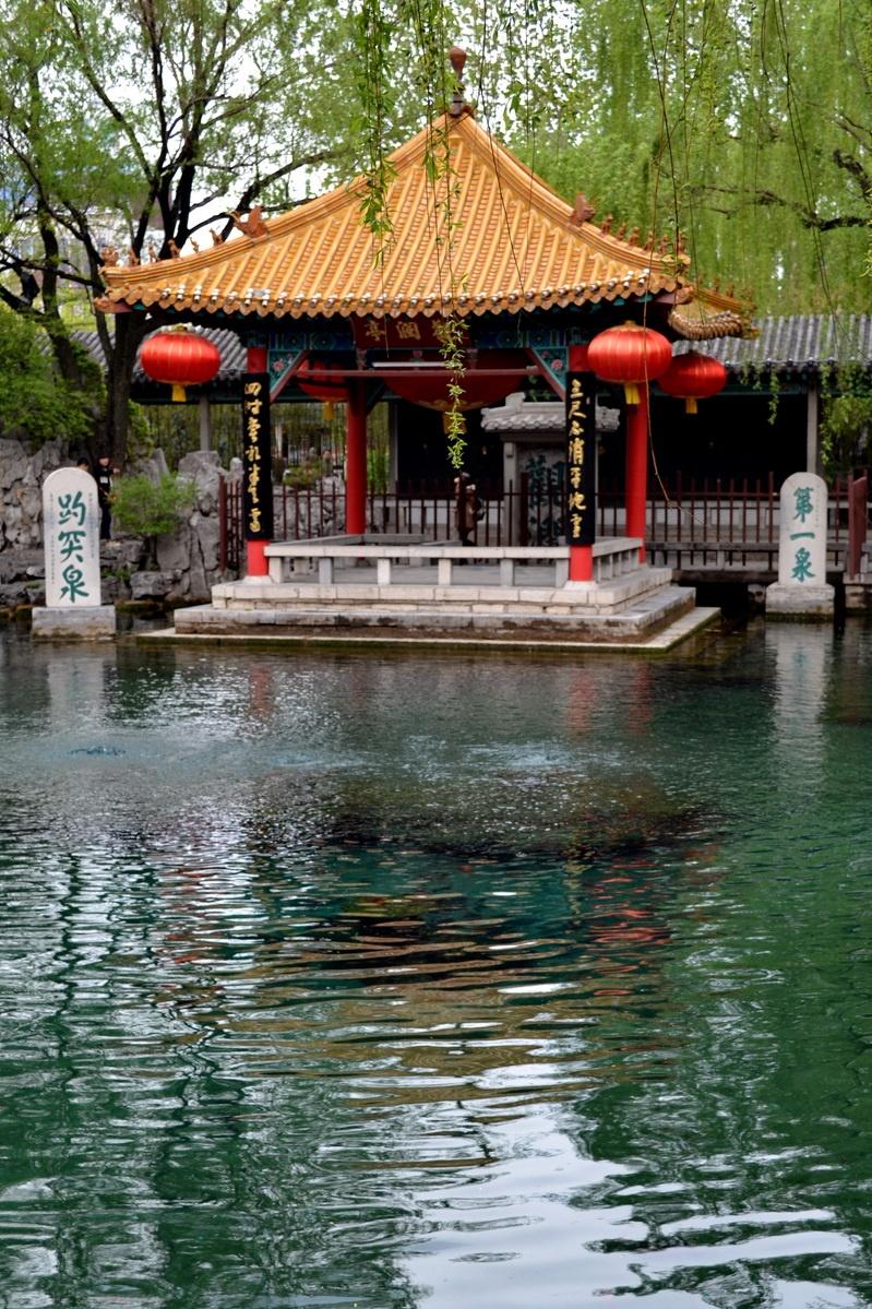 雨后游趵突泉·说走就走(六)     李建华 - zq8523 - 852农场3分场(20团3营)知青网