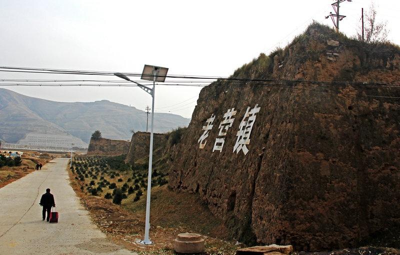 黄河长城老营盘,黄土高原好壮观--山西黄河行之十五 结束篇 - 侠义客 - 伊大成 的博客
