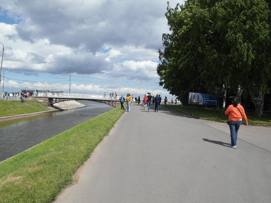 俄罗斯行30:圣彼得堡夏宫 - 余昌国 - 我的博客