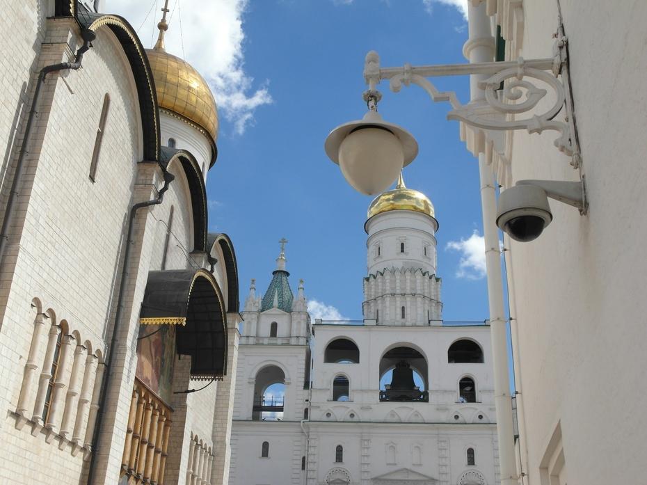 俄罗斯行29:克里姆林宫 - 余昌国 - 我的博客