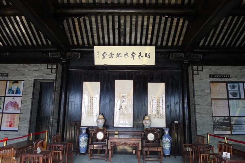 【上海】2014元旦在松江(一):方塔园与博物馆