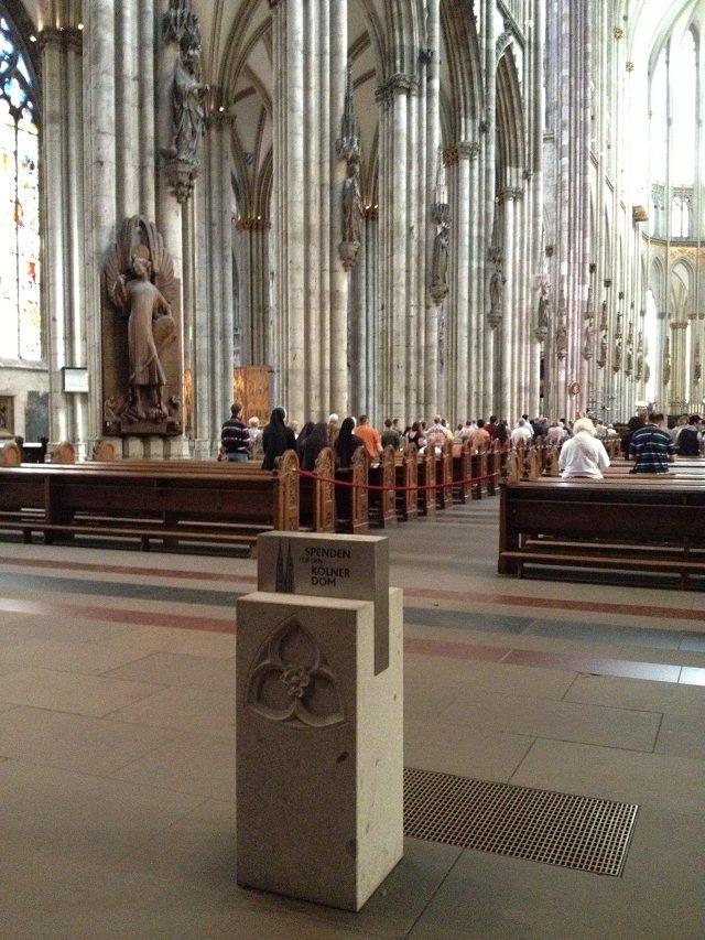 埃菲尔铁塔之前欧洲的最高建筑--科隆大教堂 - H哥 - H哥的博客