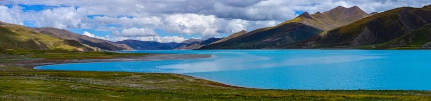 拉萨到拉孜 最美羊卓雍措 - H哥 - H哥的博客