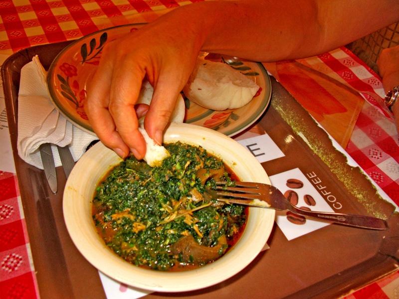 在非洲尼日利亚下饭馆 - sihaiyunyou - sihaiyunyou的博客