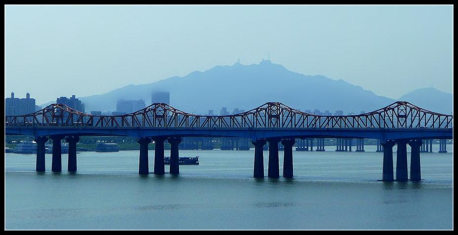 街拍韩国 二十六 汉江好风光 下图片