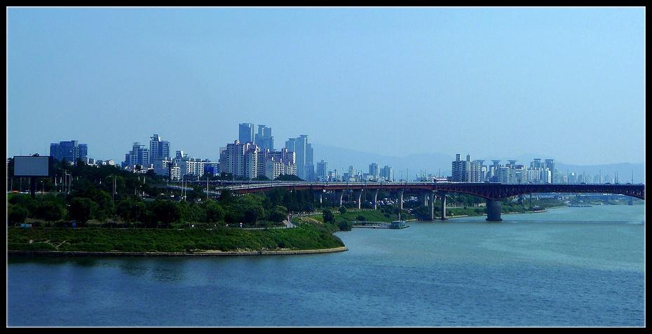 街拍韩国 二十四 汉江好风光 上图片