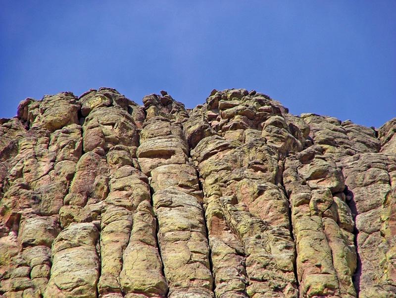游览美国著名的国家级公园-怀俄明洲(Wyoming)魔鬼塔公园 - sihaiyunyou - sihaiyunyou的博客