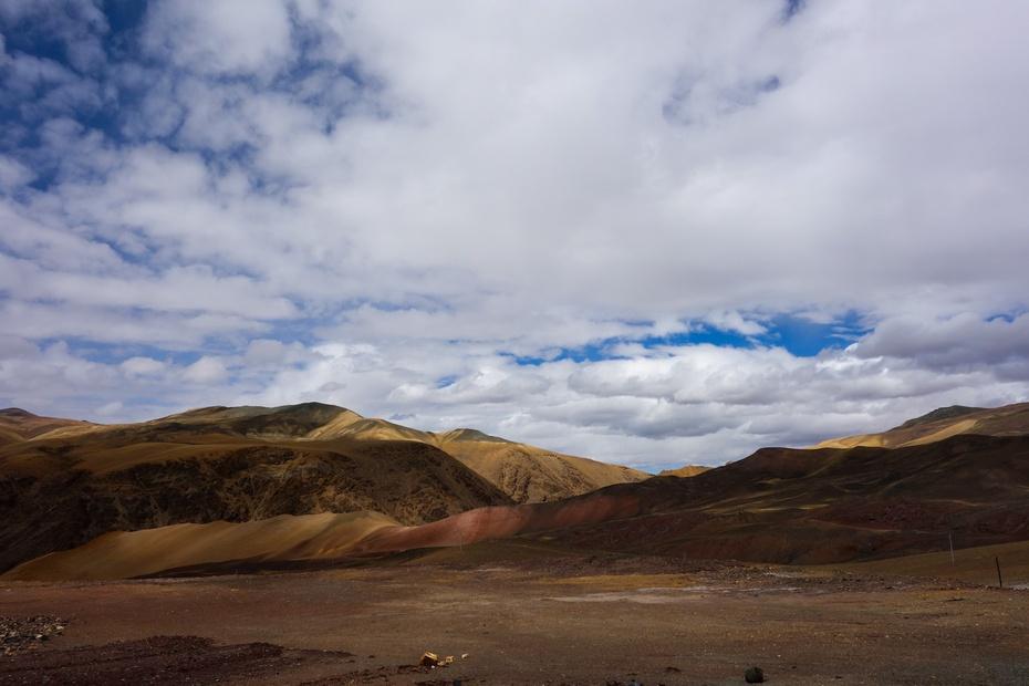 大美西藏:札达土林 - H哥 - H哥的博客