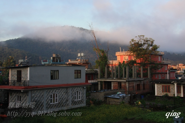 重游尼泊尔—金色鱼尾峰 - H哥 - H哥的博客