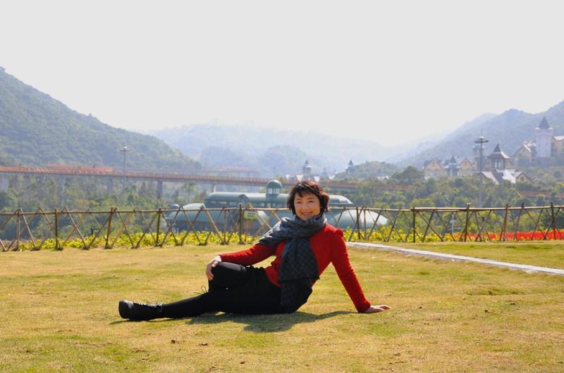 游深圳华侨城茶溪谷 - 菊香的博客 - 菊香的博客