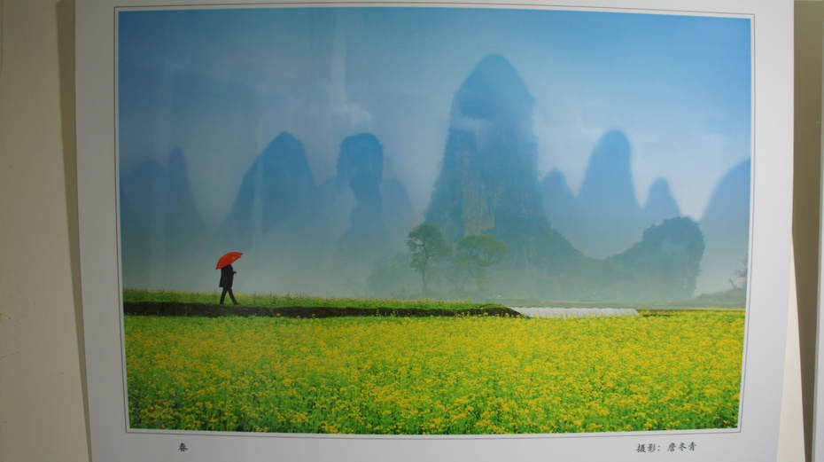 """走进""""美丽南方""""桂林国际书法美术摄影展 - 余昌国 - 我的博客"""