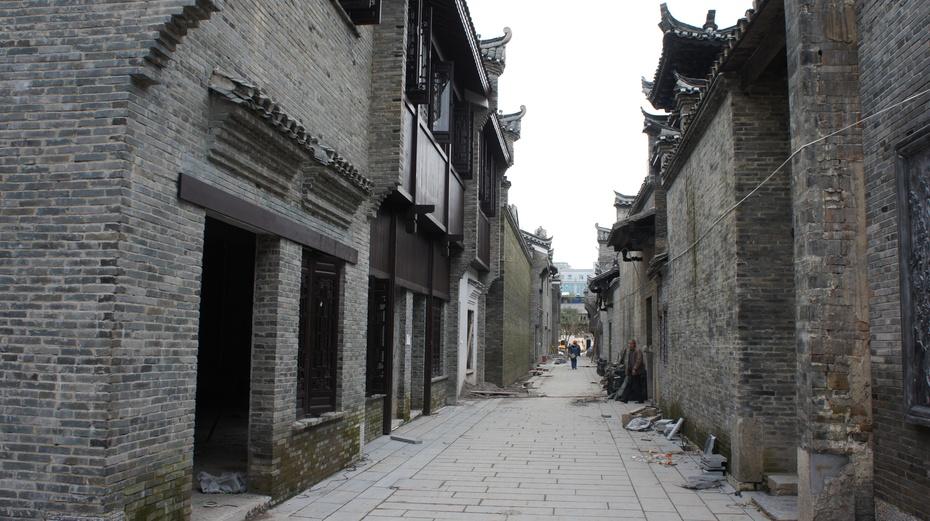 桂林城市新亮点:东西巷历史文化街区 - 余昌国 - 我的博客