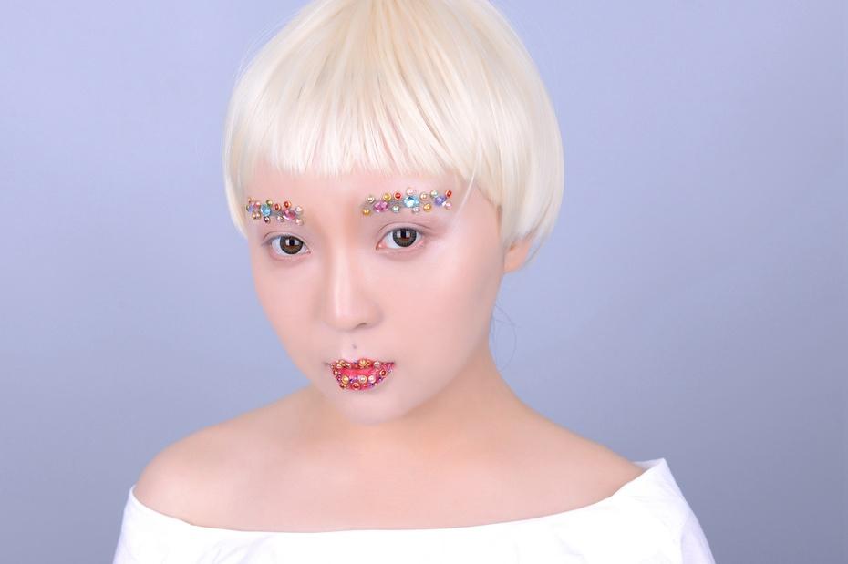 【袁一诺vivian】焕亮心机钻石妆 - 小一 - 袁一诺vivian