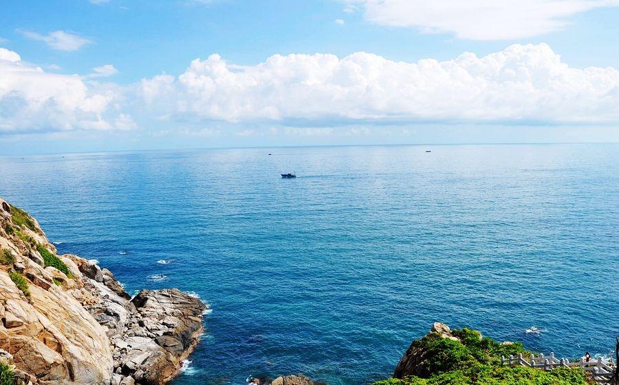 分界洲岛,中国热带和亚热带的分水岭 - 海军航空兵 - 海军航空兵