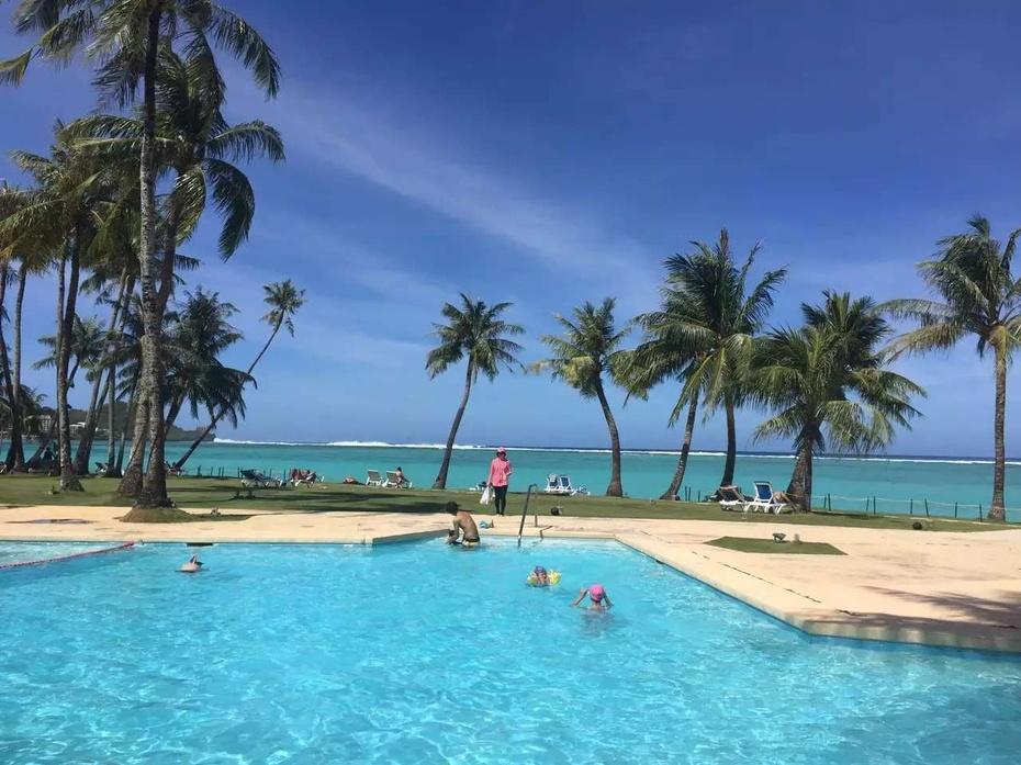 美国西太平洋军事基地关岛掠影 - 余昌国 - 我的博客