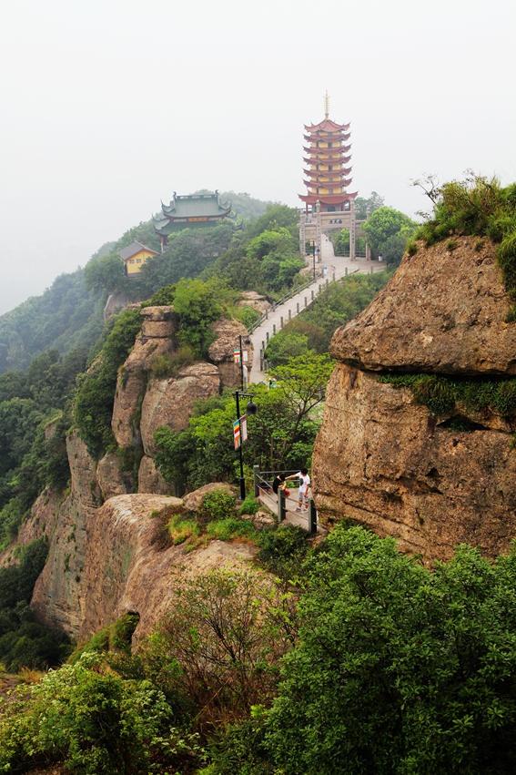 绍兴香炉峰~山上的风景 - 海军航空兵 - 海军航空兵
