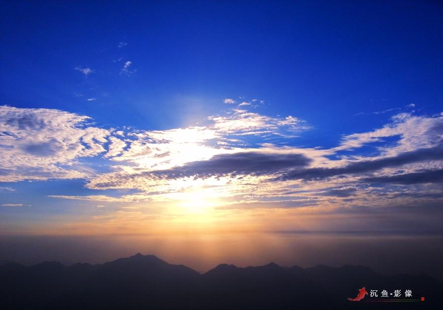 原摄名博游三清山(二)三清福地 - 沉鱼 - 沉鱼雅居