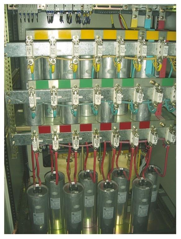 低压动态无功补偿兼滤波装置