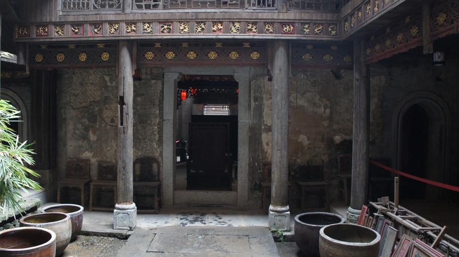 广西古镇之首:桂林大圩古镇 - 余昌国 - 我的博客