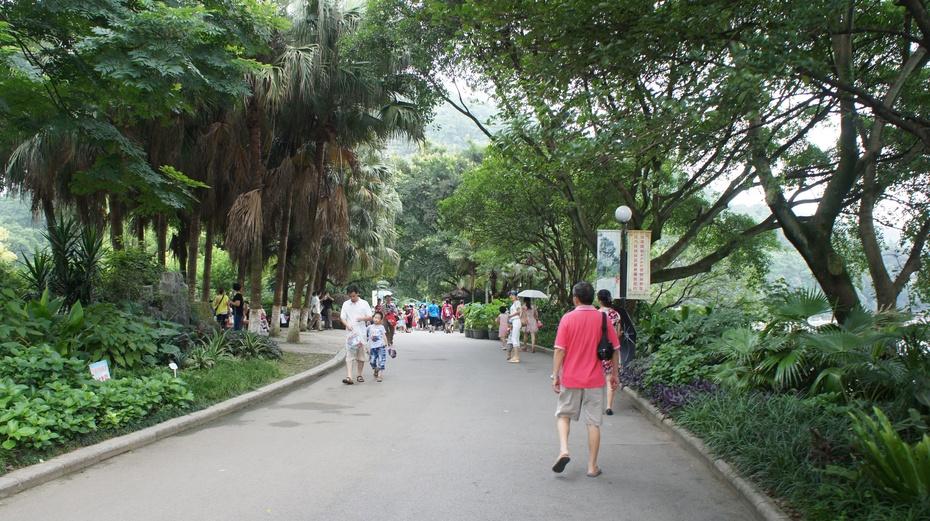 走进桂林西山公园 - 余昌国 - 我的博客