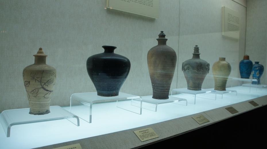 桂林博物馆:国宝梅瓶展 - 余昌国 - 我的博客