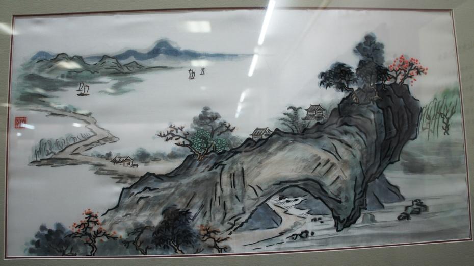 桂林博物馆:精品鲁绣展 - 余昌国 - 我的博客
