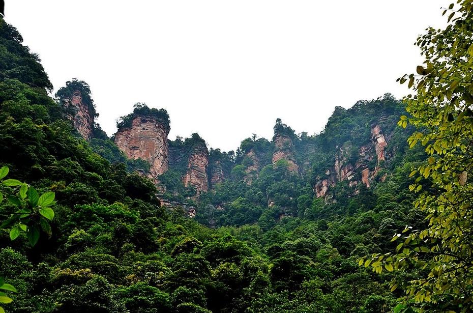 丹霞绝壁:赤水佛光岩 - 余昌国 - 我的博客