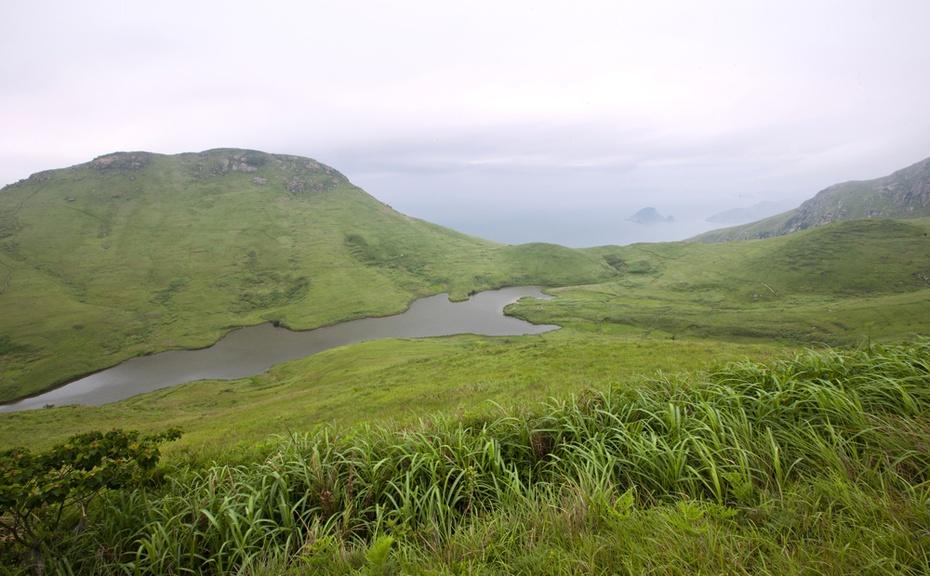 中国十大最美海岛大嵛山岛