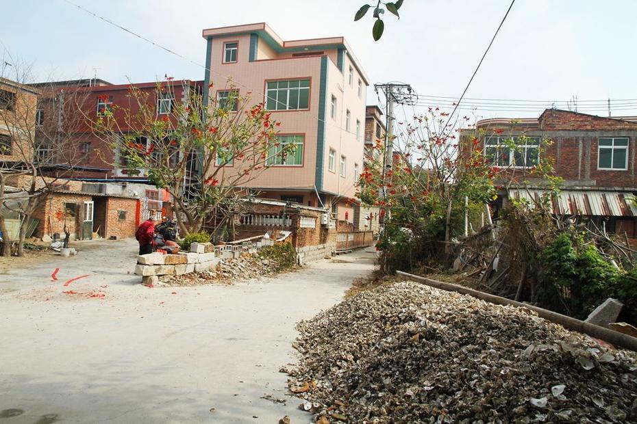泉州浔埔女居住的独一无二的蚵壳厝 - 余昌国 - 我的博客