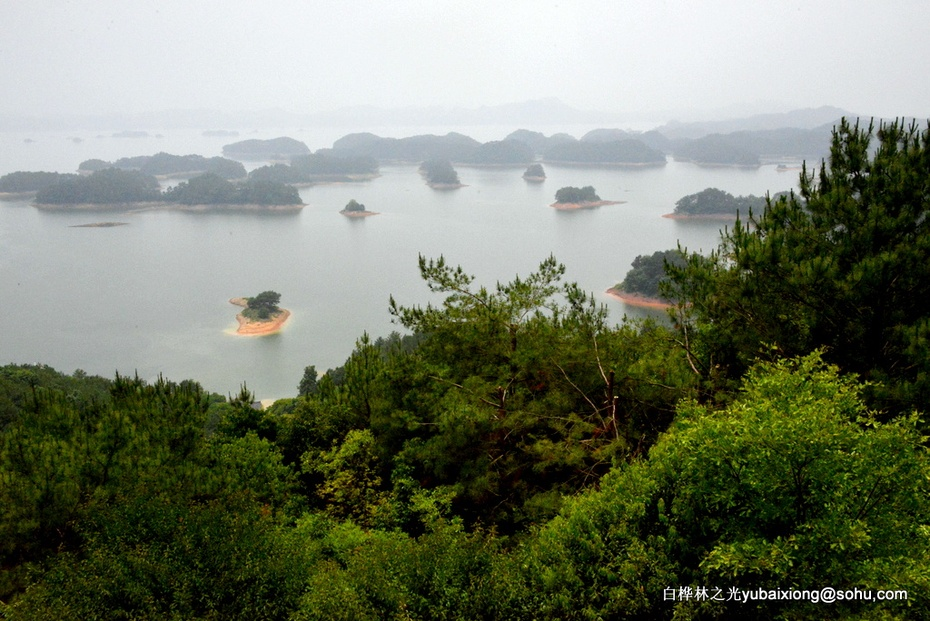 新安江风景如画,令人陶醉 - H哥 - H哥的博客