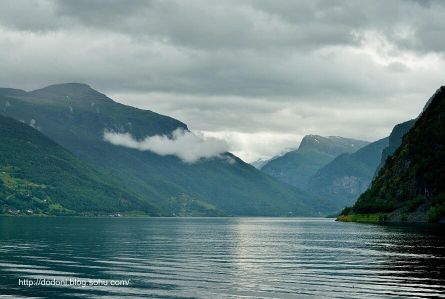 欧洲行19:挪威生动迷人的艾于兰峡湾 - 余昌国 - 我的博客