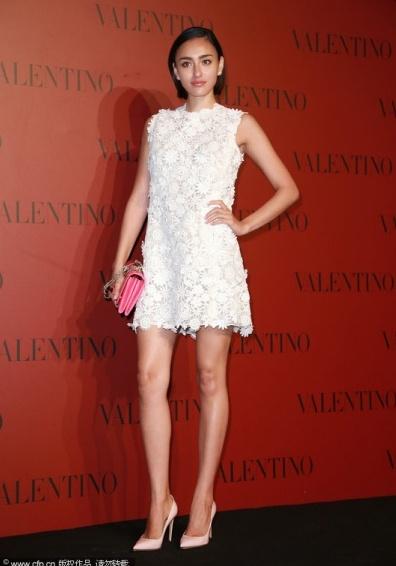 众星争艳Valentino上海秀 - VOGUE时尚网 - VOGUE时尚网