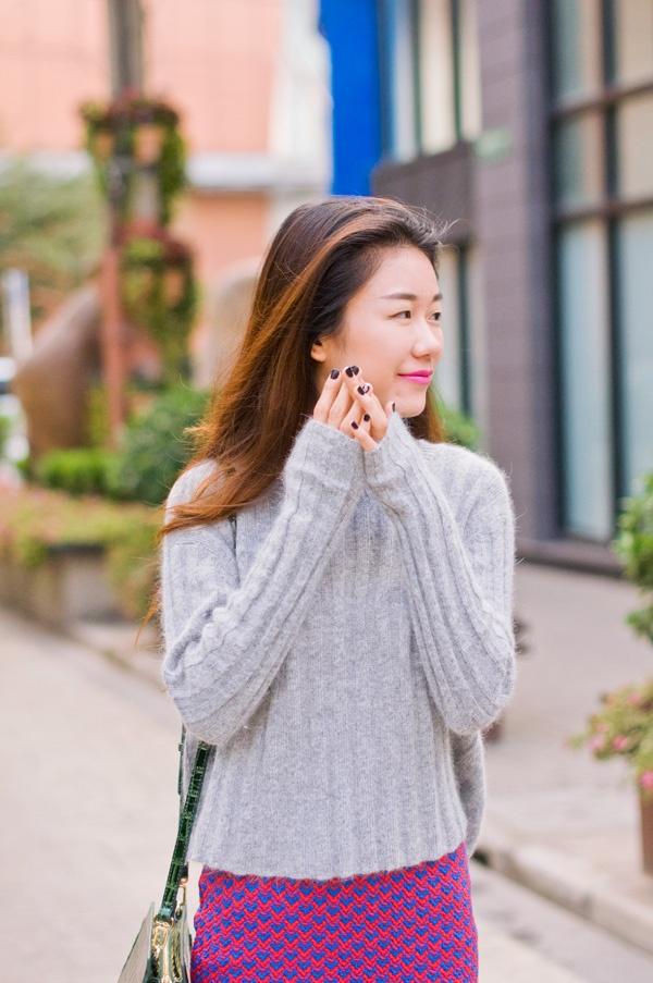 【Ava搭配日记】暖色的温馨 - AvaFoo - Avas Fashion Blog