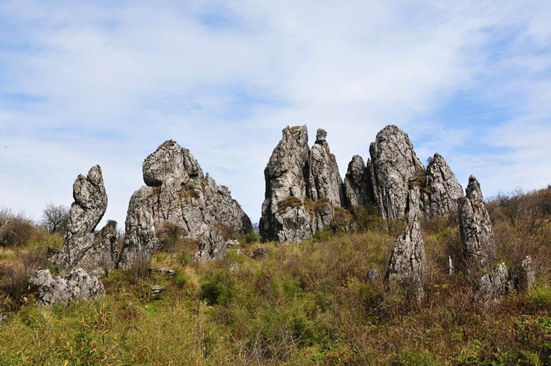 【小一】游原始森林神农架,探寻野人足迹