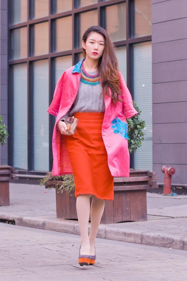 "【Ava搭配周记】中国风""蝴蝶"" - AvaFoo - Avas Fashion Blog"