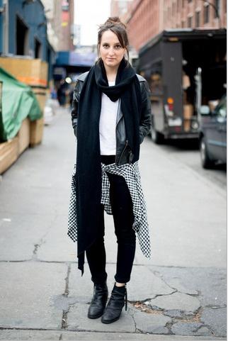 冬季最美妆容发型街拍合辑 - VOGUE时尚网 - VOGUE时尚网