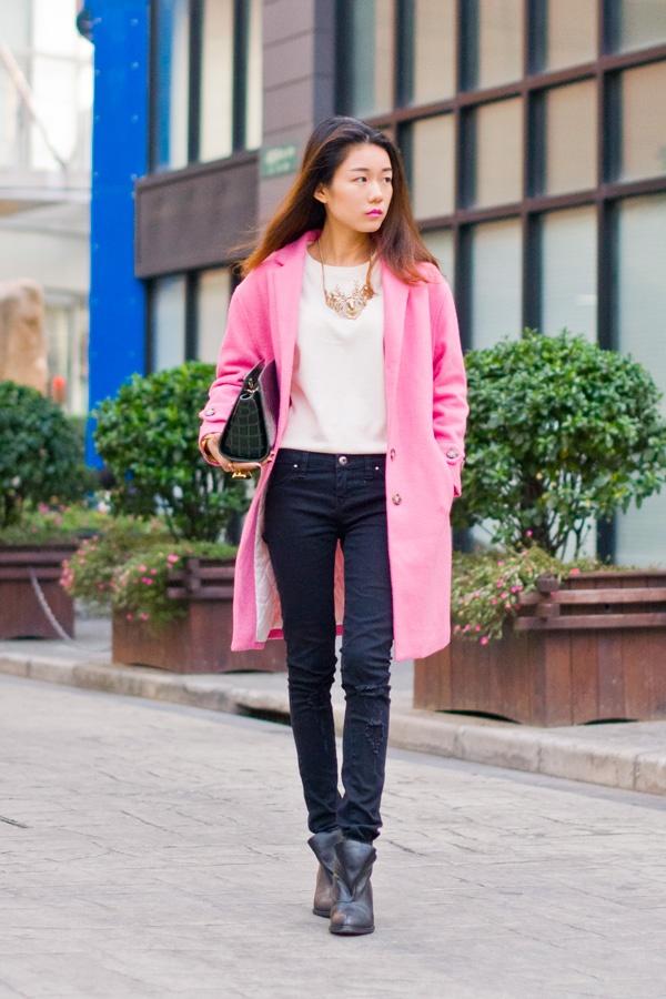 【Ava搭配日记】粉红色的回忆 - AvaFoo - Avas Fashion Blog