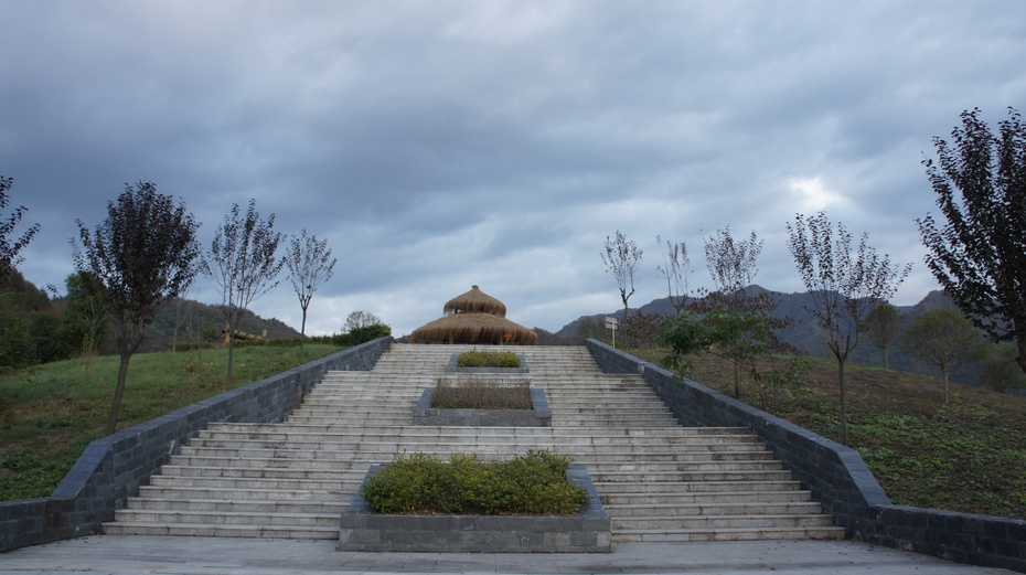 穿越秦岭 - 余昌国 - 我的博客