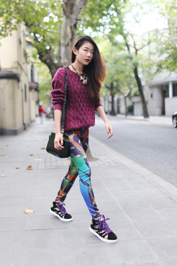 【Ava搭配日记】复古红也潮酷 - AvaFoo - Avas Fashion Blog