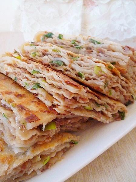 千层牛肉饼 - 慢生活美食客 - 慢生活美食客