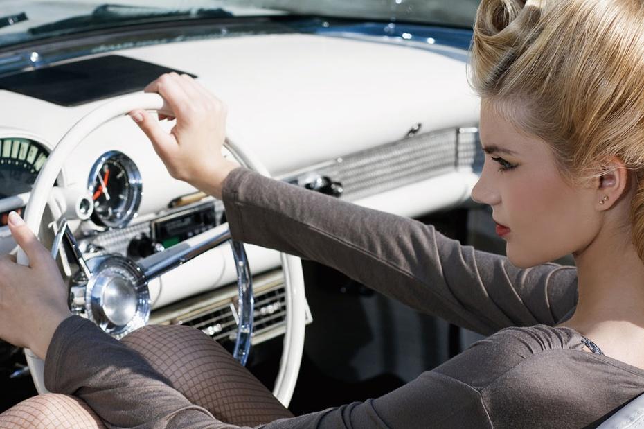 爱美女性善待自己 开车六大注意 中福瑞达