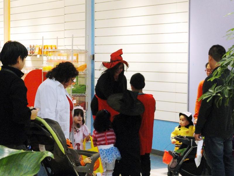 北美万圣节-孩子们的节日(二) - sihaiyunyou - sihaiyunyou的博客