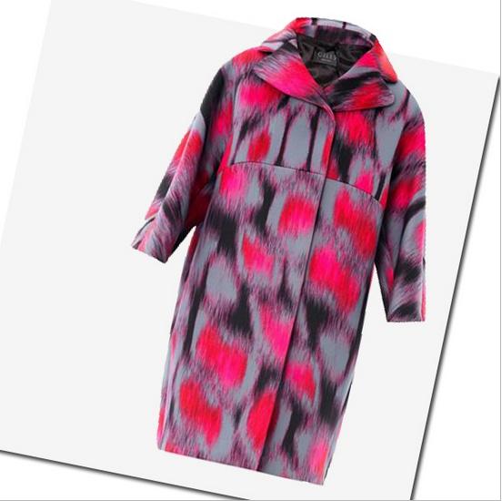 冬季存在感大衣华丽保暖 - VOGUE时尚网 - VOGUE时尚网